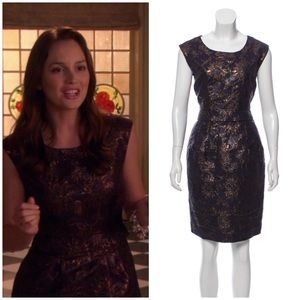 Marc by Marc Jacobs Gilded Sunflower Dress 8